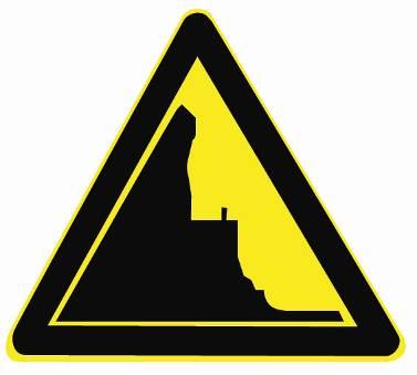 元贝驾考c1科目一_这个标志的含义是提醒车辆驾驶人前方是堤坝路段。 - c1科目一